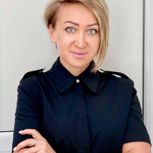 ШОСТАК  Тетяна Володимирівна
